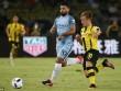 """Man City – Dortmund: """"Đấu súng"""" nghẹt thở"""