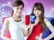 Ngắm hotgirl nóng bỏng bên smartphone