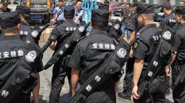 TQ: Cảnh sát được cấp vũ khí trông như kiếm samurai - 1