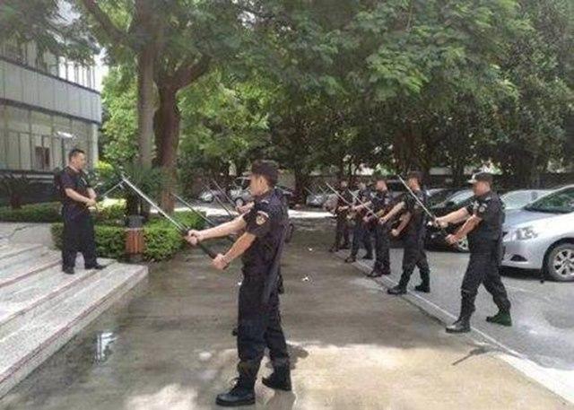 TQ: Cảnh sát được cấp vũ khí trông như kiếm samurai - 2