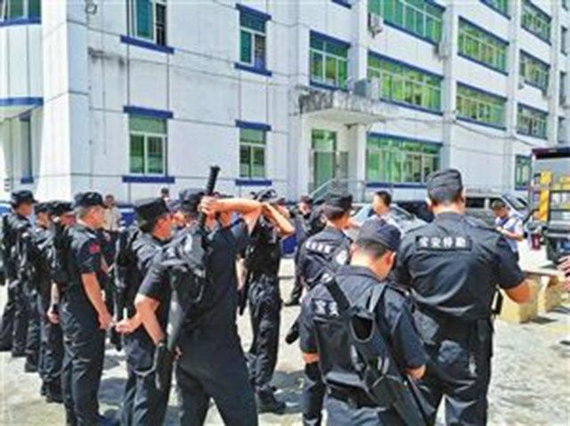 TQ: Cảnh sát được cấp vũ khí trông như kiếm samurai - 3