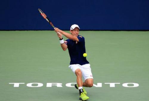 Rogers Cup ngày 4: Nishikori, Raonic vào Tứ kết - 3