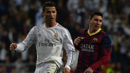 Ronaldo - Messi: Đua bóng Vàng, đua cả tiền lương - 2