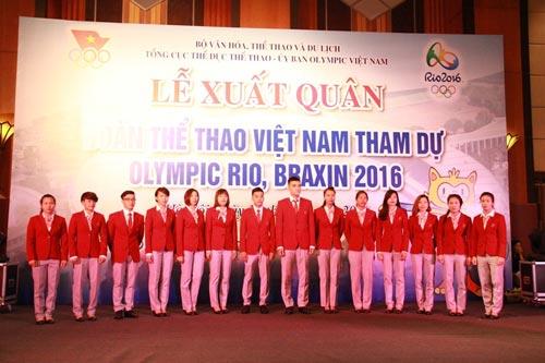 """""""Chuyện yêu"""" ở Olympic: VĐV Việt Nam có """"vượt rào""""? (Phần cuối) - 2"""