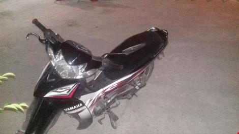 Tên trộm xe máy bị người dân 'tặng' trận đòn nhớ đời - 1
