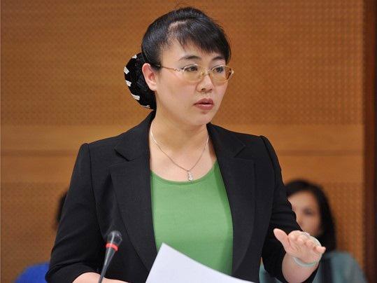 Xem xét bãi nhiệm bà Nguyệt Hường do vấn đề tài sản - 1