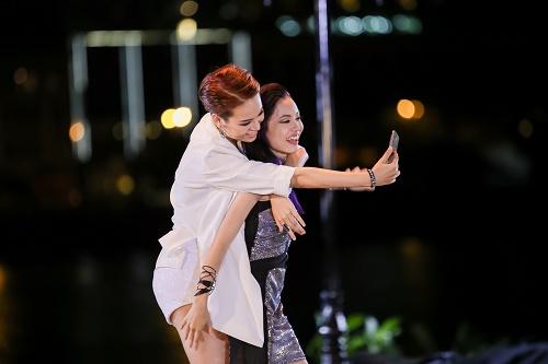 Vụ 2 hot girl Vietnam's Next Top cãi nhau chỉ là giả? - 2