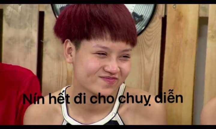 Vụ 2 hot girl Vietnam's Next Top cãi nhau chỉ là giả? - 4
