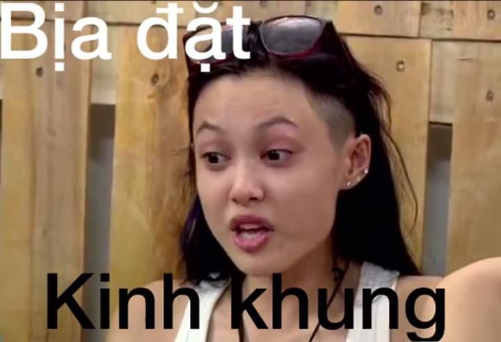 Vụ 2 hot girl Vietnam's Next Top cãi nhau chỉ là giả? - 5
