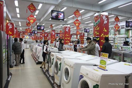 Thoả sức mua sắm tại Mipec Long Biên - 2