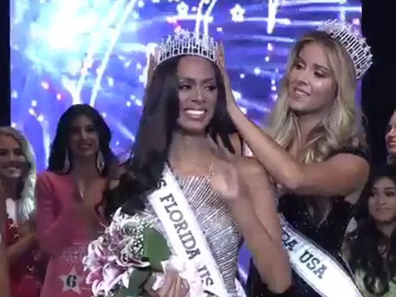 Tiết lộ lý do mất ngôi đầy bất ngờ của hoa hậu Florida - 1