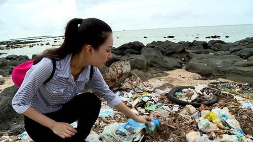 """Chuyện chưa kể về """"Người đẹp Nhân ái"""" Hoa hậu Việt Nam 2016 - 10"""