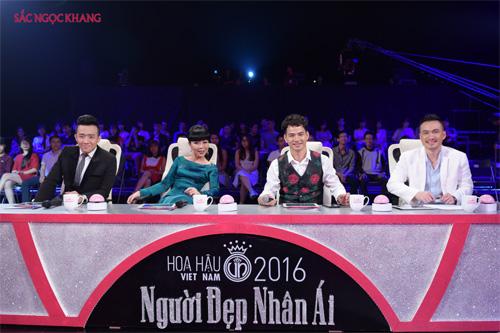"""Chuyện chưa kể về """"Người đẹp Nhân ái"""" Hoa hậu Việt Nam 2016 - 11"""