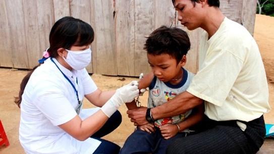 Xuất hiện ổ dịch bạch hầu mới tại Bình Phước - 1