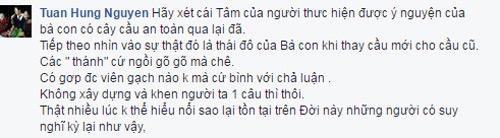"""Loạt sao lên tiếng khi vợ chồng Thủy Tiên bị """"ném đá"""" - 7"""