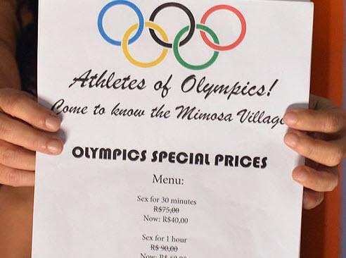 """""""Chuyện yêu"""" ở Olympic: Nhộn nhịp bên ngoài làng VĐV (P2) - 2"""