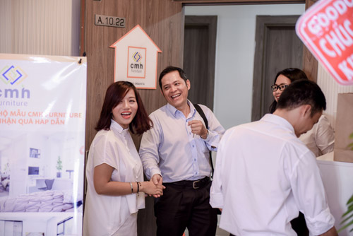 Nội thất CMH ưu đãi lớn dịp khai trương chi nhánh Hồ Chí Minh - 1
