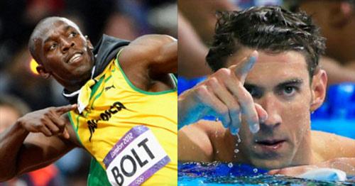 Siêu sao Olympic: Khúc thiên nga bất tử của Bolt & Phelps - 1