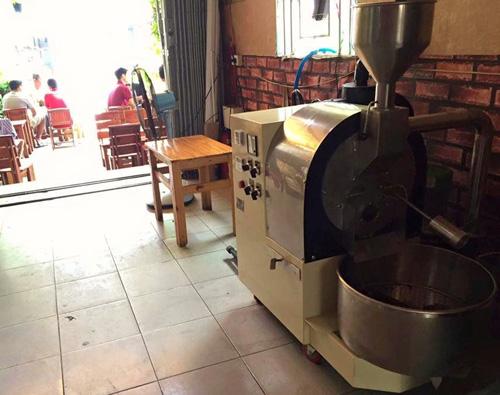 Chọn máy rang cafe sử dụng gas an toàn - 1