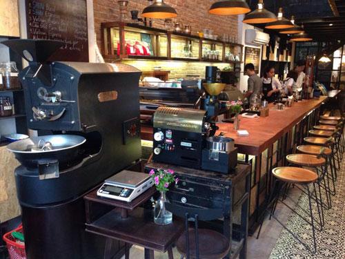 Chọn máy rang cafe sử dụng gas an toàn - 2