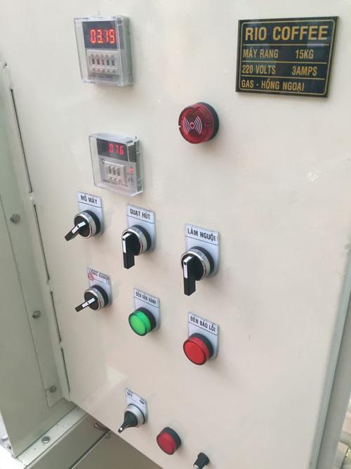 Chọn máy rang cafe sử dụng gas an toàn - 5