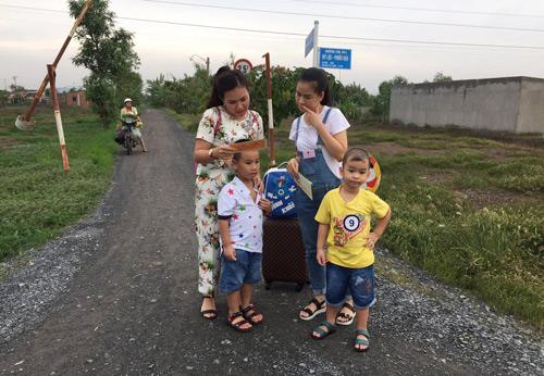 """Ngọc Hương 'bó tay' với con trai trong """"Cha con hợp sức"""" - 6"""