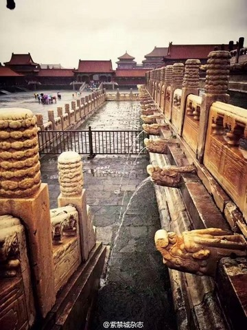 """Ảnh: Bắc Kinh """"thất thủ"""" trước mưa lũ - 10"""