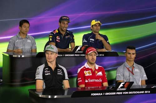 F1, German GP 2016: Ferrari thay tướng có đổi vận - 1