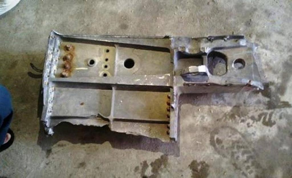 Ngư dân tiếp tục vớt được mảnh vỡ nghi của Su 30 – MK2 - 1