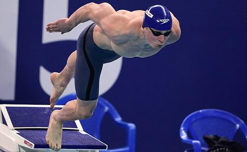 Olympic: Từ cậu bé sợ nước tới người hùng bơi lội Anh - 2