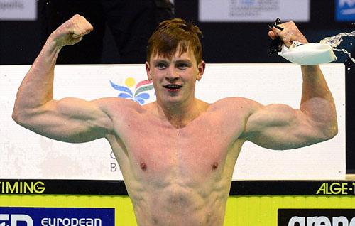 Olympic: Từ cậu bé sợ nước tới người hùng bơi lội Anh - 1