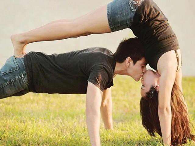 Giải mã 7 kiểu hôn nóng bỏng trong tình yêu - 1