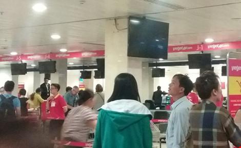 Bộ Công an vào cuộc điều tra sự cố thông tin tại 2 sân bay - 4