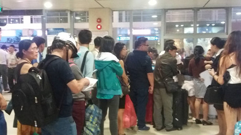 Bộ Công an vào cuộc điều tra sự cố thông tin tại 2 sân bay - 2