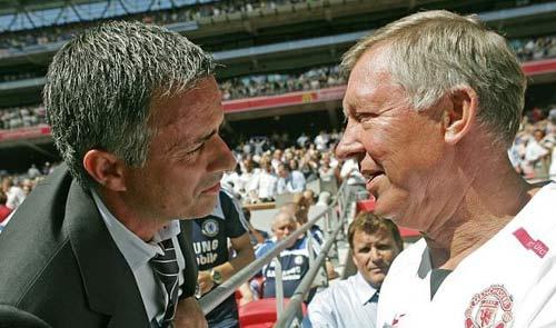"MU: ""Ô dù"" của Jose Mourinho - 1"