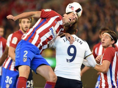Tottenham – Atletico: Một phút lóe sáng - 1