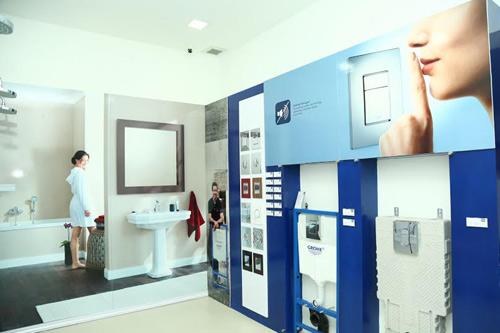 Bí quyết để có phòng tắm sang trọng, tiện nghi như khách sạn 5 sao - 3