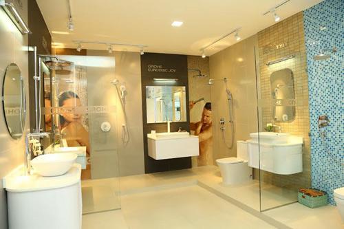 Bí quyết để có phòng tắm sang trọng, tiện nghi như khách sạn 5 sao - 2