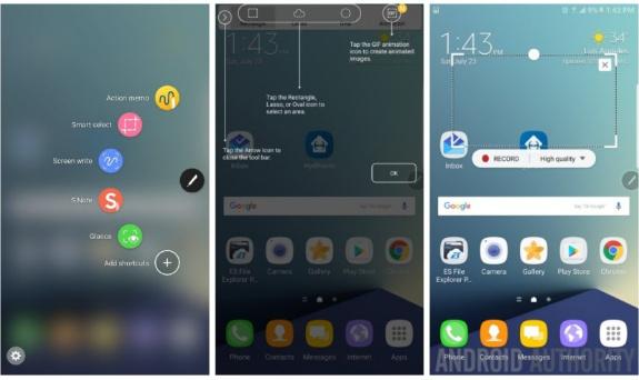 So sánh sơ bộ giữa Samsung Galaxy Note 7 với iPhone 7/7 Plus - 5