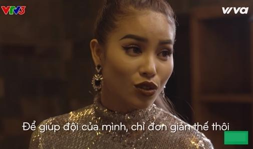 """Khánh Ngân: """"Không hối hận vì vào team Phạm Hương"""" - 6"""