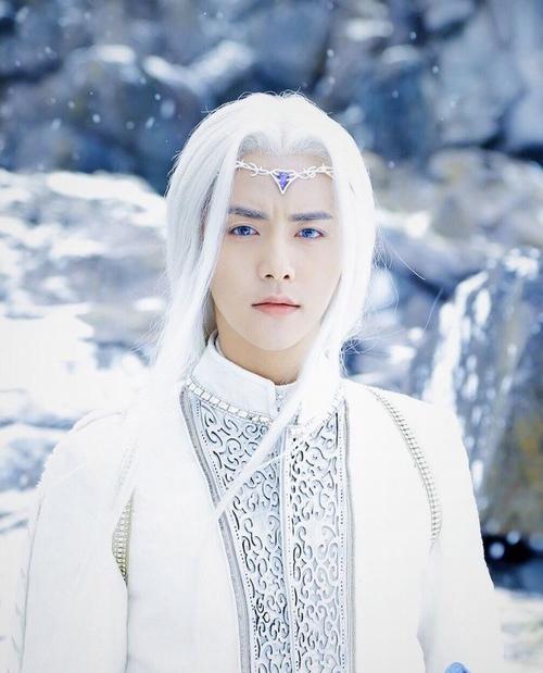 Dàn diễn viên đẹp mê ảo trong phim Ice Fantasy - 3