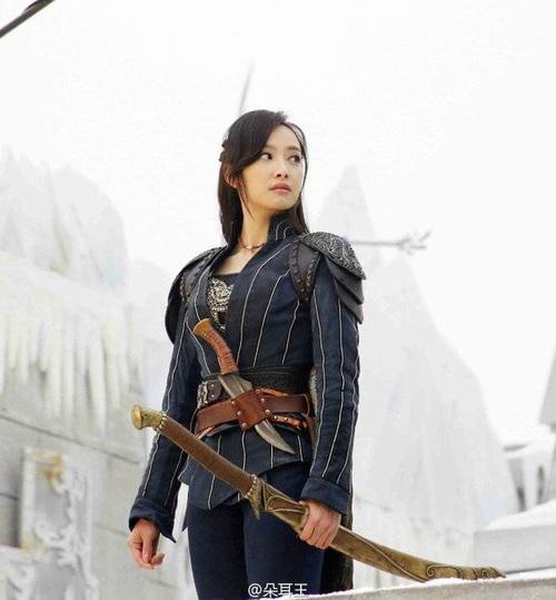 Dàn diễn viên đẹp mê ảo trong phim Ice Fantasy - 5