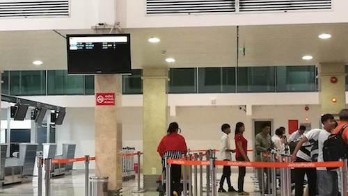 Sân bay Tân Sơn Nhất hoạt động sau sự cố - 3