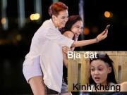 Vụ 2 hot girl Vietnam's Next Top cãi nhau chỉ là giả?
