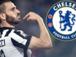 """Tin chuyển nhượng 29/7: Chelsea """"vỡ mộng"""" mua Bonucci"""