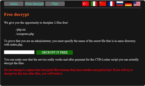 """""""Đừng trả tiền chuộc khi bị mã hóa dữ liệu"""" - 2"""