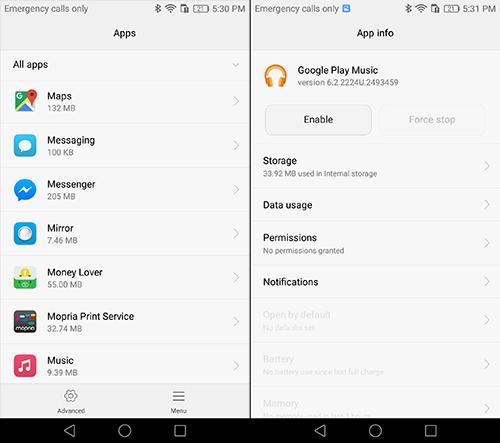 5 mẹo sử dụng hệ điều hành Android tùy biến - 1