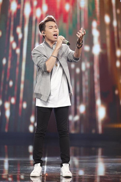 """Cô gái Philippines """"bùng nổ"""" ở Vietnam Idol nhờ hit Thu Minh - 5"""