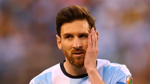 Messi từ chối dự vòng loại World Cup cùng Argentina - 2