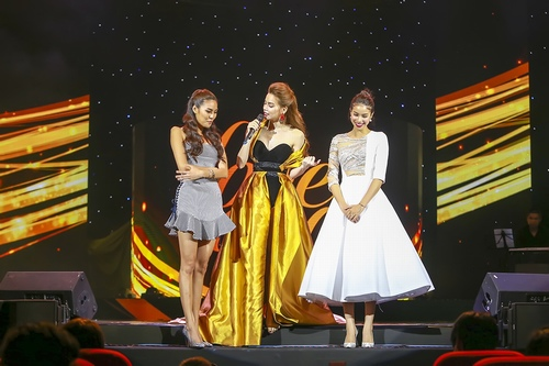 """Hà Hồ hát hit của Hari Won, """"tỏ tình"""" với Phạm Hương, Lan Khuê - 3"""
